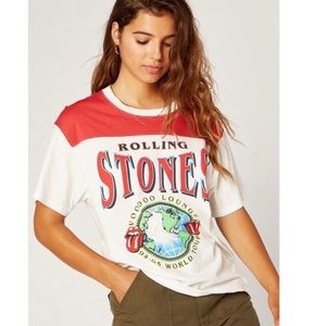 Daydreamer Rolling Stones Voodoo Lounge Tee Size L